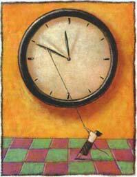 nederlandse tijd klok