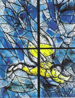 VITABERNA, ontmoetingsplek om het leven te vieren Chagall Glas In Lood